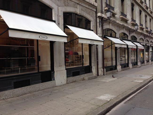 grossiste f2b86 e1841 Boutique Tods & Hogan chaussures à Genève